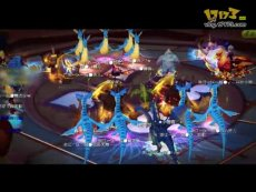 《梦幻迪士尼》跨服PK精彩视频