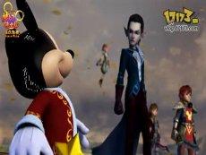《梦幻迪士尼》17173独家合作电影贴片视频