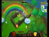 《暗黑3》1.0.3野蛮人跑酷流360抗11分钟彩虹关