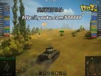 世界 坦克/拎大侠坦克世界 8.0解说M18地狱猫10杀鲍尔特