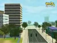 3D都市网游Nage-2 韩国封测.首次公开宣传画面