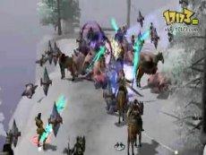 《会斗三岔口》--倚天II自由世界电信一区2008年3月15日三岔口国战印象