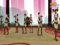 MM们的妖娆舞姿