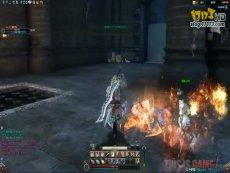 力士视角《赤血OL》高等级PVE游戏画面