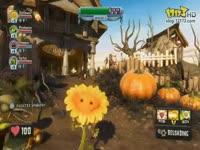 《植物大战僵尸:战争花园》游戏演示