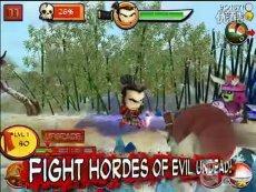 武士大战僵尸Samurai vs Zombies Defence 教程玩法-安卓游戏-武士大战僵尸