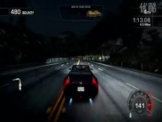 《极品飞车14 热力追踪》游戏影像3(11.10)-极品飞车14 最热
