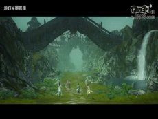 3D战斗网游《天空之城》颠覆概念片首发