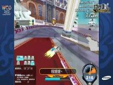 三星WCG2013中国区总决赛 QQ飞车 女子个人竞速4进2 胥亚义 vs 程媛媛