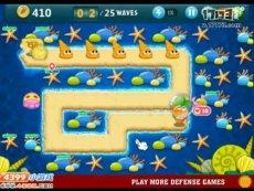 保卫萝卜沙漠模式第20关 小游戏视频攻略