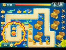 【i点评8】试玩网- 保卫萝卜攻略视频:boss Dr.octopus