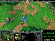 【皇冠之交换不起】魔兽争霸xiaoy解说AWC lucifer vs focus AI2