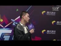 QQ游戏代言人欧豪媒体群访!TGC2013
