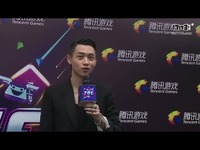 QQ游戏代言人魏晨媒体群访!TGC2013