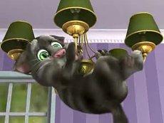 会说话的汤姆猫——隐藏动作