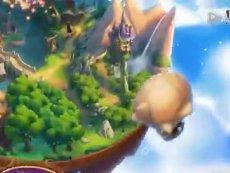 寻物解谜游戏《迪士尼:隐藏世界》宣传视频