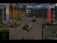 坦克世界武慕残忍屠幼小坦克现场实录
