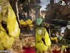 不相伯仲?《杀戮地带:暗影坠落》PSV对比PS4版