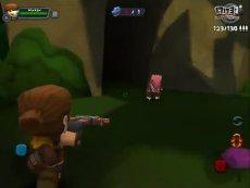 《迷你英雄:恐龙猎人》远古村落超Q射击游戏
