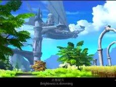 蓝港在线3D动作《神之刃》震撼宣传片曝光