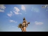 《怪物猎人OL》恶搞短片 怪物图鉴沙龙王