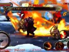 《王者之剑》战士挑战神器八第十图生存模式