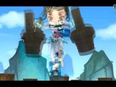 仙侠道宣传视频女生版