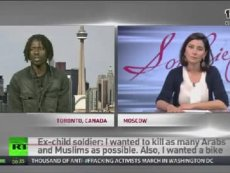 俄罗斯用《合金装备5》截图讨论非洲童兵问题