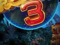《捕鱼达人3》宣传片 7月全球震撼首发
