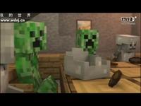 Minecraft【我的世界】超自然现象