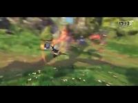 《剑灵》土豪养成记!S3神器加轻功特效效果演示