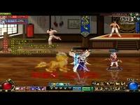 一刀一格血!凤凰羽神级白手强15镇魂巨剑PK