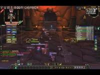 魔兽世界6.0宇宙猎武僧一键定制黑石铸铁厂团队