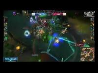 LOL视频-S4总决赛精彩镜头-Fanatic伏击LMQ轻松团灭对方!