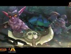 《刀塔帝国》游戏宣传视频抢先版