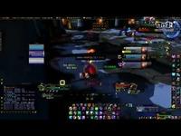 魔兽竞技场视频:法术牧3v3 痛苦术视角(二)