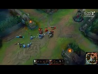 Zed vs Riven Epic 1 vs 1