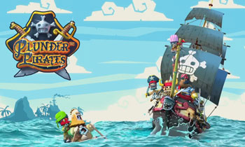 迟到一年的海岛游戏《海盗掠夺》安卓版本月上架