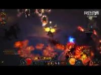 《暗黑3》趣味视频:当两拨哥布林群在一起时