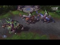 《风暴英雄》伊利丹新坐骑:梦魇视频展示