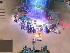 CABAL2 玩家玩篝火