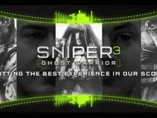 E3 2015:《狙击手:幽灵战士3》首曝实机画面
