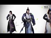 天刀MMD视频《唐门男 Hi-Fi+Raver》
