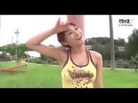 台湾美女双峰呼之欲出