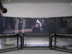 战地2——用vofrid全视景、弧形大屏玩游戏