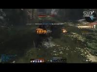 《魔剑英雄》二测战斗法师游戏画面