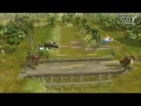 MOBA新游《空甲联盟》飞行战斗视频
