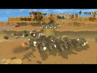 MOBA新游《空甲联盟》战场对战视频