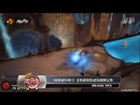 免费观看 《暗黑破坏神3》主机版实机试玩视频公布-视频