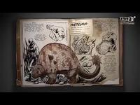 翻滚吧!滚球兽《方舟:生存进化》星尾兽宣传片